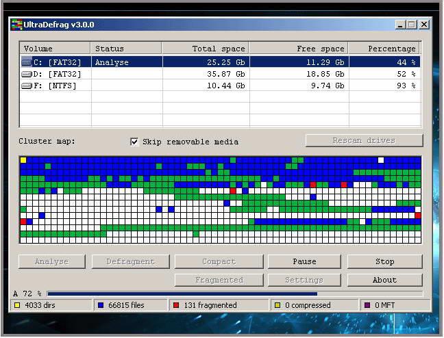 UltraDefrag(x64)