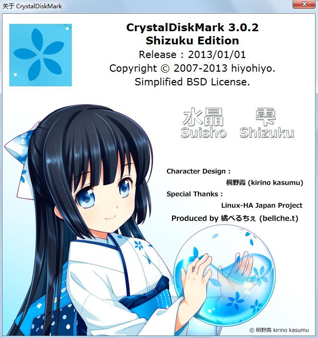 CrystalDiskMark...