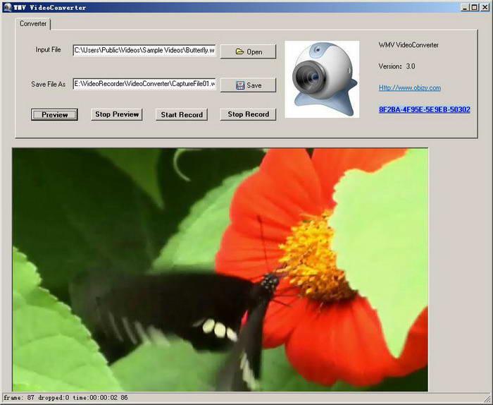 WMV屏幕录制软件