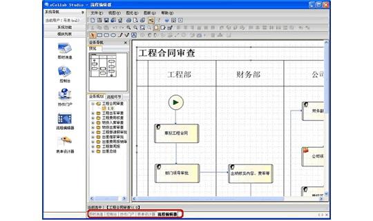 易协企业业务流程管理软件