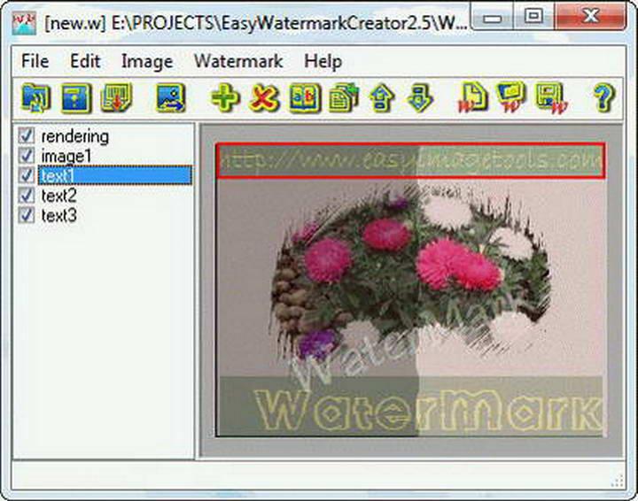 Easy Watermark Studio Lite