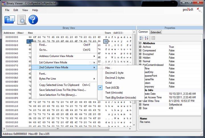 BinaryViewer免费版_BinaryViewer官方下载_BinaryViewer5 15 5 9