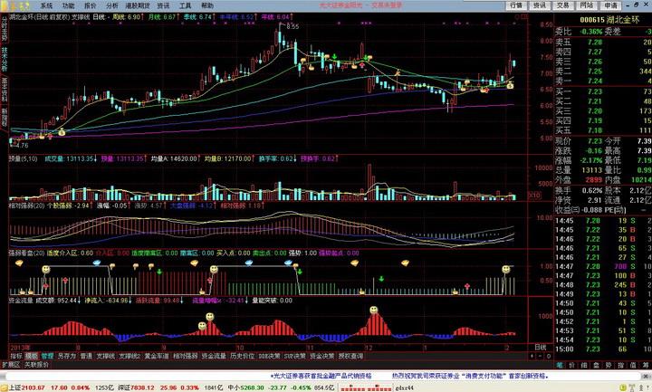 光大证券金阳光卓越版分析交易系统