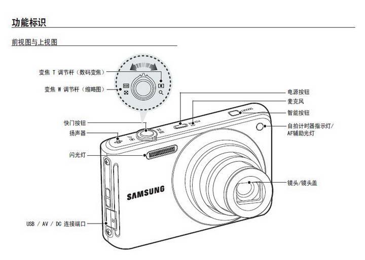 三星ST71数码相机使用说明书