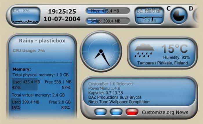 Rainlendar Pro For Linux(Debian/Ubuntu)