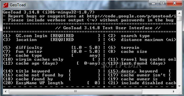 GeoToad For Linux