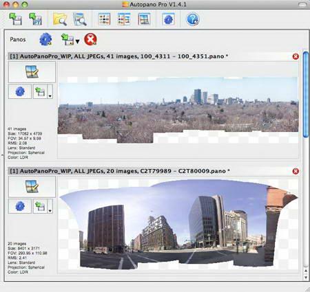 Autopano Pro(64 bits)For Linux