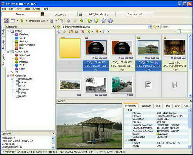 XnViewMP for Linux (x64)