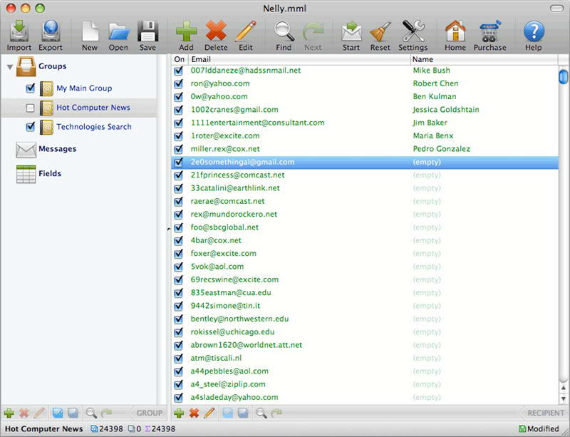 1st Mac Mailer For Mac