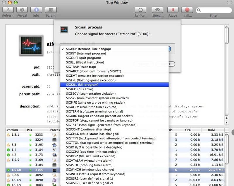 atMonitor For Mac