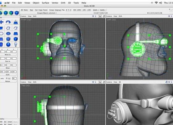 AC3D For Mac