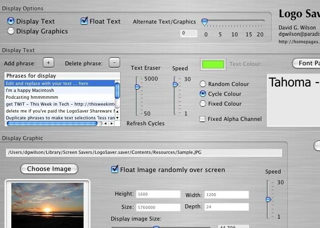 LogoSaver For Mac