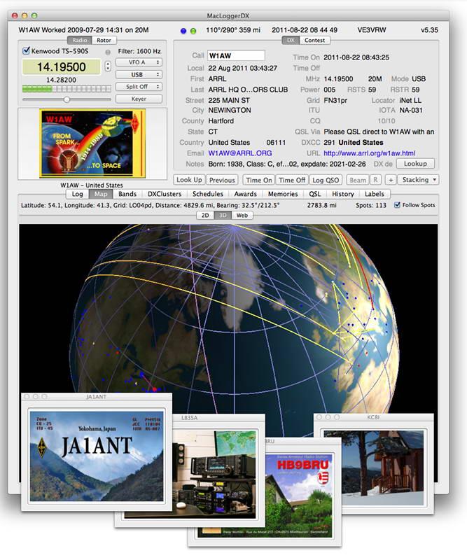 MacLoggerDX For Mac