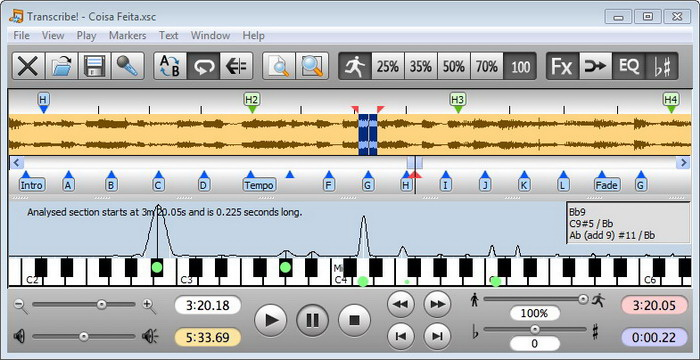 Transcribe! For Mac
