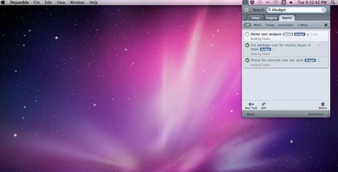 Dejumble For Mac