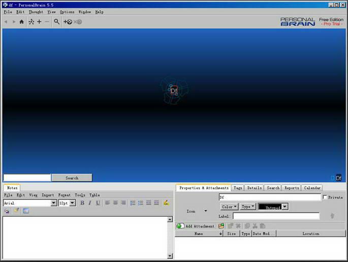 PersonalBrain For Mac
