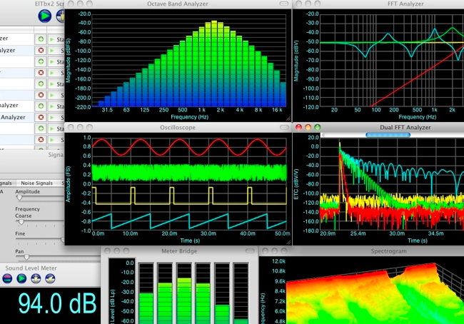 Electroacoustics Toolbox For Mac
