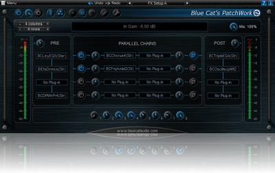 Blue Cat-s PatchWork For Mac AU