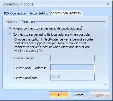 NeoRouter Professional Server for Tomato Firmware v1.28 ND