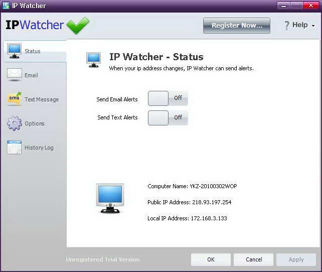 IP Watcher