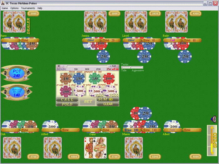 3C Poker Plus