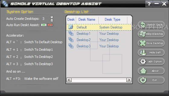 Virtual Desktop Assist
