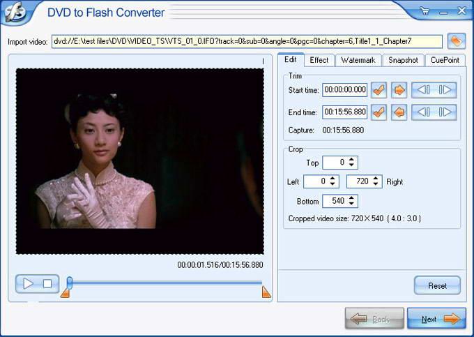 GeoVid Video to Flash Converter Pro