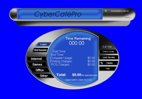 CyberCafePro Client