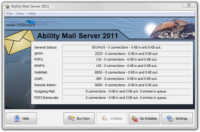 Ability Mail Server
