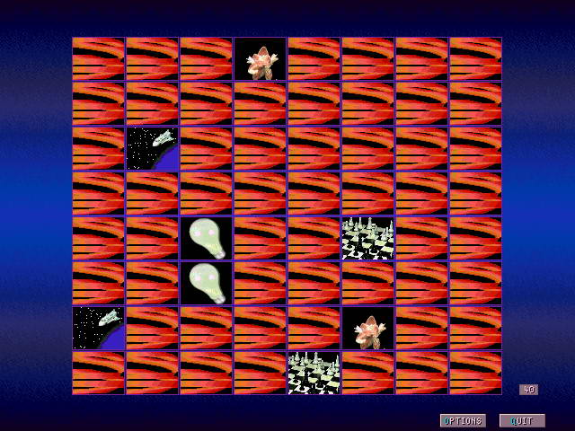 Animated Memory Game