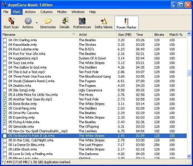 Dupeguru Music Edition For Mac