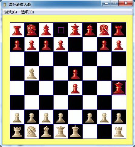 国际象棋大战
