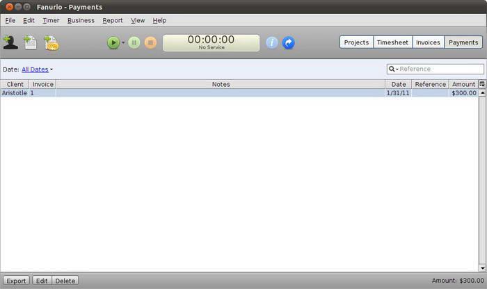 Fanurio for Linux