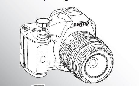 产品设计手绘图相机