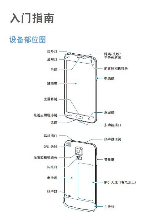 三星SM-G9008V手机使用说明书