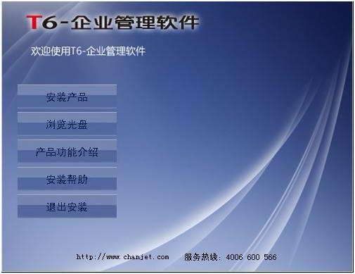 用友财务(T6)软件