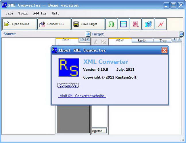 XML Converter