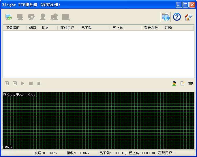 Xlight FTP服务器