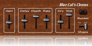Blue Cat-s Chorus for Mac RTAS
