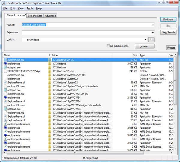 Locate32(64bit)