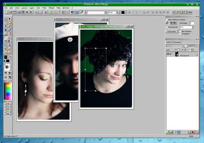 PhotoLine For Mac
