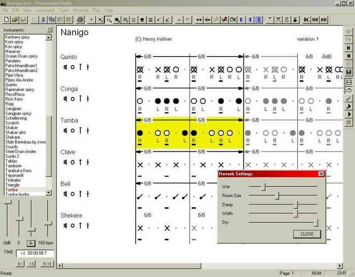 PercussionStudio
