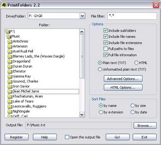 PrintFolders