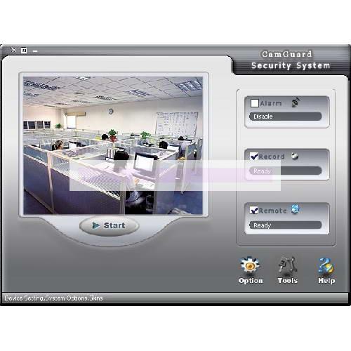VStarcam 摄像头/采集卡监控报警系统(家庭版)