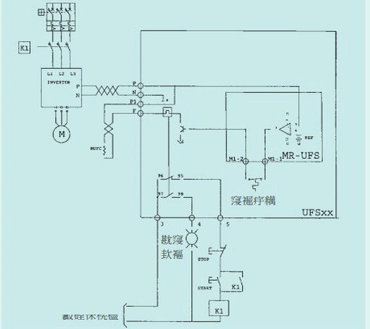 三菱fr-f740-22k-ch变频器说明书