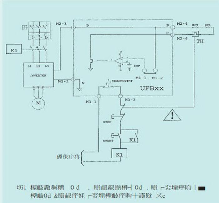 三菱fr-a540-11k-ch变频器说明书