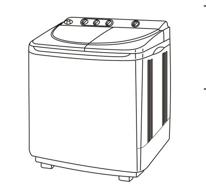 松下xpb65-620s洗衣机使用说明书