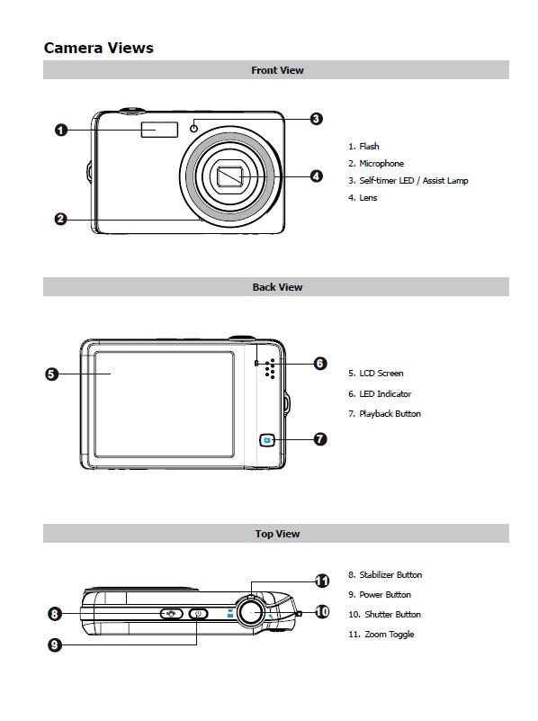 惠普HP PC460t数码相机 使用说明书
