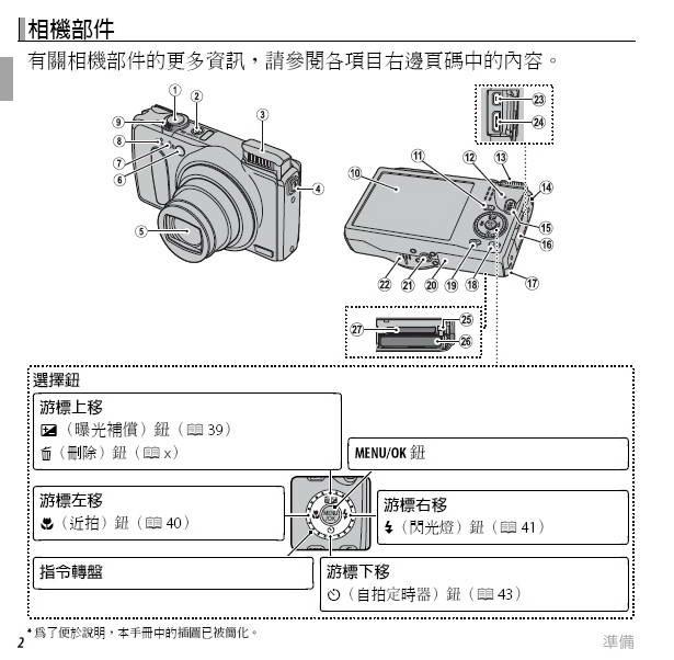 富士FINEPIX F660EXR数码相机说明书