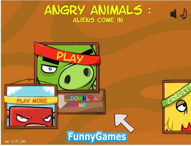 愤怒的动物官方下载_愤怒的动物最新版
